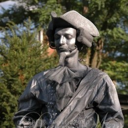 Живые скульптуры Одесса
