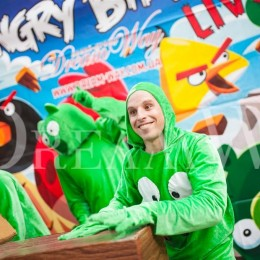 Angry Birds Одесса