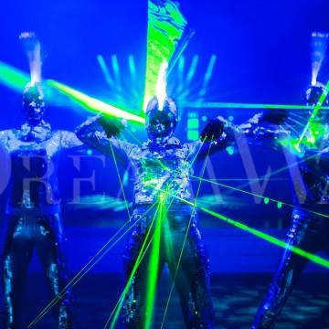 Лазерное шоу Одесса