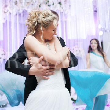Нежный танец с вейлами в Одессе