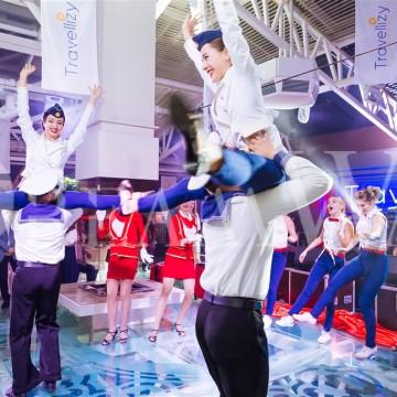 Танцевальный флешмоб в Одессе