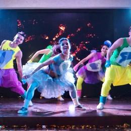 Танцующие холсты в Одессе