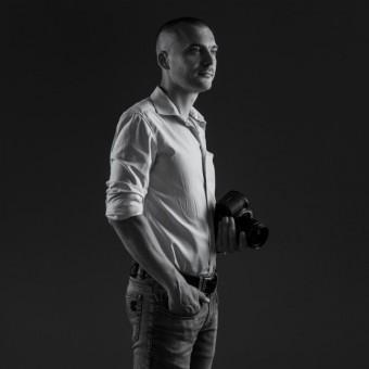 Видеограф Олег Щербань